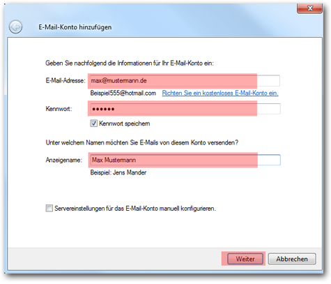 Windows 7 Mail - Bild 2